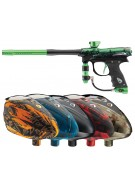 2012 Proto Reflex Rail Paintball Gun w/ Rotor Loader - PGA Awakening