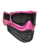 JT ProFlex Thermal Paintball Mask w/ Smoke Lens - EPS Pink