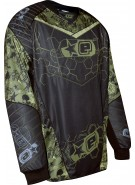 Planet Eclipse 2011 Distortion Paintball Jersey - Punk X-Over