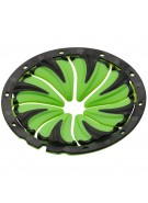 Dye Rotor Quick Feed Lid 6.0 - Black/Lime