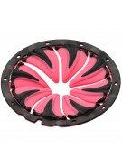 Dye Rotor Quick Feed Lid 6.0 - Black/Pink