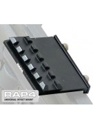 RAP4 Universal Offset Mount/Rail