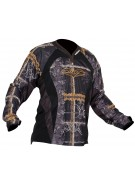 2011 Valken Redemption Paintball Jersey - Chainmail Black