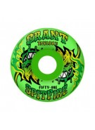 Spitfire Wheels Taylor Salsa Verde Neon - 53mm - Skateboard Wheels