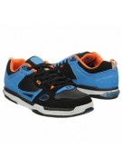 Globe Raid - Black/Orange - Mens Skateboard Shoes