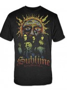 Sublime Band Photo Sun - Black - Band T-Shirt