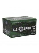 GI Sportz 2 Star Paintball Case 100 Rounds - Yellow Fill