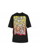 HK Army Brushed Paintball T-Shirt - Black