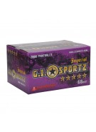 GI Sportz 5 Star Paintball Case 100 Rounds - Yellow Fill