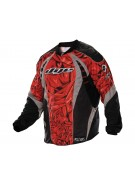 2012 Dye C12 Paintball Jersey - Cloth Red