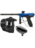 2011 Proto Rail PMR Paintball Gun Combo Kit - Dust Blue