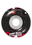 Cliche Lenses Wheel - Black/Red - 52mm - Skateboard Wheels
