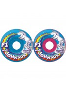 Spitfire Wheels F1 Streetburner Johnson Spirit Animal Mashup - 54mm - Skateboard Wheels