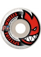 Spitfire Wheels F1 SB Bighead White - 57mm - Skateboard Wheels