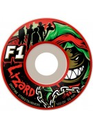 Spitfire Wheels F1 Streetburner Lizard King Gang War - 52mm - Skateboard Wheels