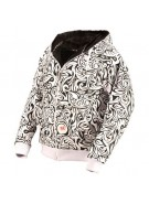 Empire 2010 Inferno Hooded Sweatshirt - White