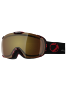 Dye T1 Bjorn Snowboard Goggles w/ Additional Lens - Bronze Fire