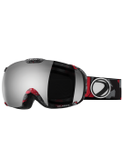 Dye T1 Scape Snowboard Goggles w/ Additional Lens - Smoke Silver Polarized