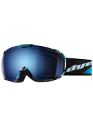 Dye T1 Technical Snowboard Goggles w/ Additional Lens - Blue Ice Polarized