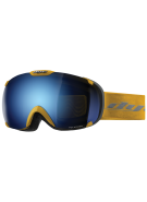 Dye T1 Yellow Snowboard Goggles w/ Additional Lens - Blue Ice Polarized