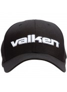 2010 Valken Flex Fit 3D Text Hat - Black