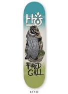 Habitat Terrene FG - Blue/Green/Grey - 8.5 - Skateboard Deck