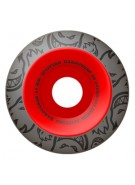 Spitfire Wheels Hardcore 2 Conicals - Red - 53mm - Skateboard Wheels