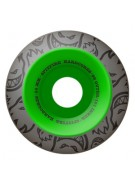 Spitfire Wheels Hardcore 2 Conicals - Green - 54mm - Skateboard Wheels