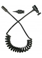 Tippmann Connex Coiled Remote Line w/ Quick Disconnect