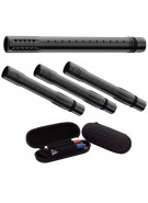 Dye Ultralite Paintball 4pc. Barrel Kit w/ Boom Box - Autococker Threaded