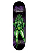 Creature Bingaman Horror Babes P2 - 8.375in x 32in - Skateboard Deck