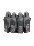 2012 Valken V-Tac Sierra Paintball Harness 4+7 - ACU
