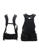 2012 Valken V-Tac Bravo Paintball Vest - Tactical