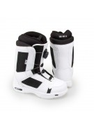Vans Encore 2011 - Men's White / Black Snowboard Boots