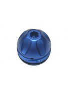 Warrior Paintball Proto Rail Bolt Cap - Dust Blue