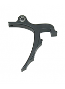 Warrior Paintball PMR Saw Rolling Trigger - Black
