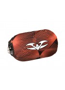 2012 Valken Redemption Tank Cover - Orange Slash
