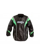 2012 Sly Pro-Merc S12 Paintball Jersey - Neon Green