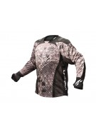 2013 Valken Redemption Paintball Jersey - Grey Scar