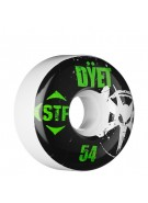 Bones Street Tech Formula DYET Rocker - 54m - Skateboard Wheels