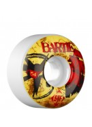 Bones Chad Bartie Pirate STF - 54mm - 83B - Skateboard Wheels