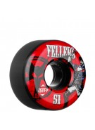 Bones Street Tech Formula Sierra Frontier - 51mm - Black - Skateboard Wheels