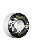 Bones Street Tech Formula Bingaman Oh Gee - 52mm - White - Skateboard Wheels