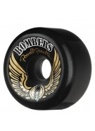 Powell Peralta Bomber - 64mm - Black - Skateboard Wheels