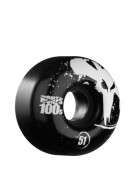Bones O.G. Formula 100 - 51mm - Black - Skateboard Wheels