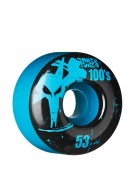 Bones O.G. Formula 100 - 53mm - Blue - Skateboard Wheels