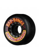 Powell Peralta Rat Bones II - 60mm - Black - Skateboard Wheels