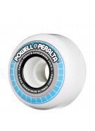 Powell Peralta Pool Formula Bowlriders - White - 60mm - Skateboard Wheels