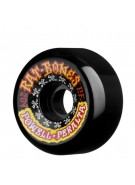 Powell Peralta Rat Bones - 60mm - Black - Skateboard Wheels
