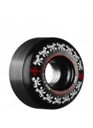 Bones Street Tech Formula Rat Pack - 52mm - Black - Skateboard Wheels